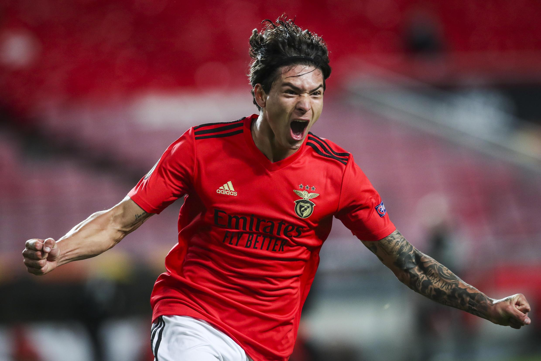 Darwin Núñez - SL Benfica - Futebol - Liga Portuguesa - Liga Europa - Football
