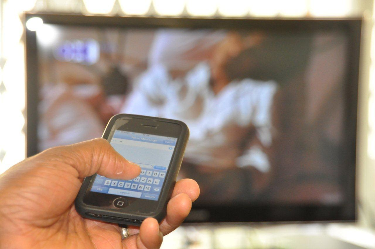 Sending text messages is an increasingly common way for audiences to communicate with news providers.