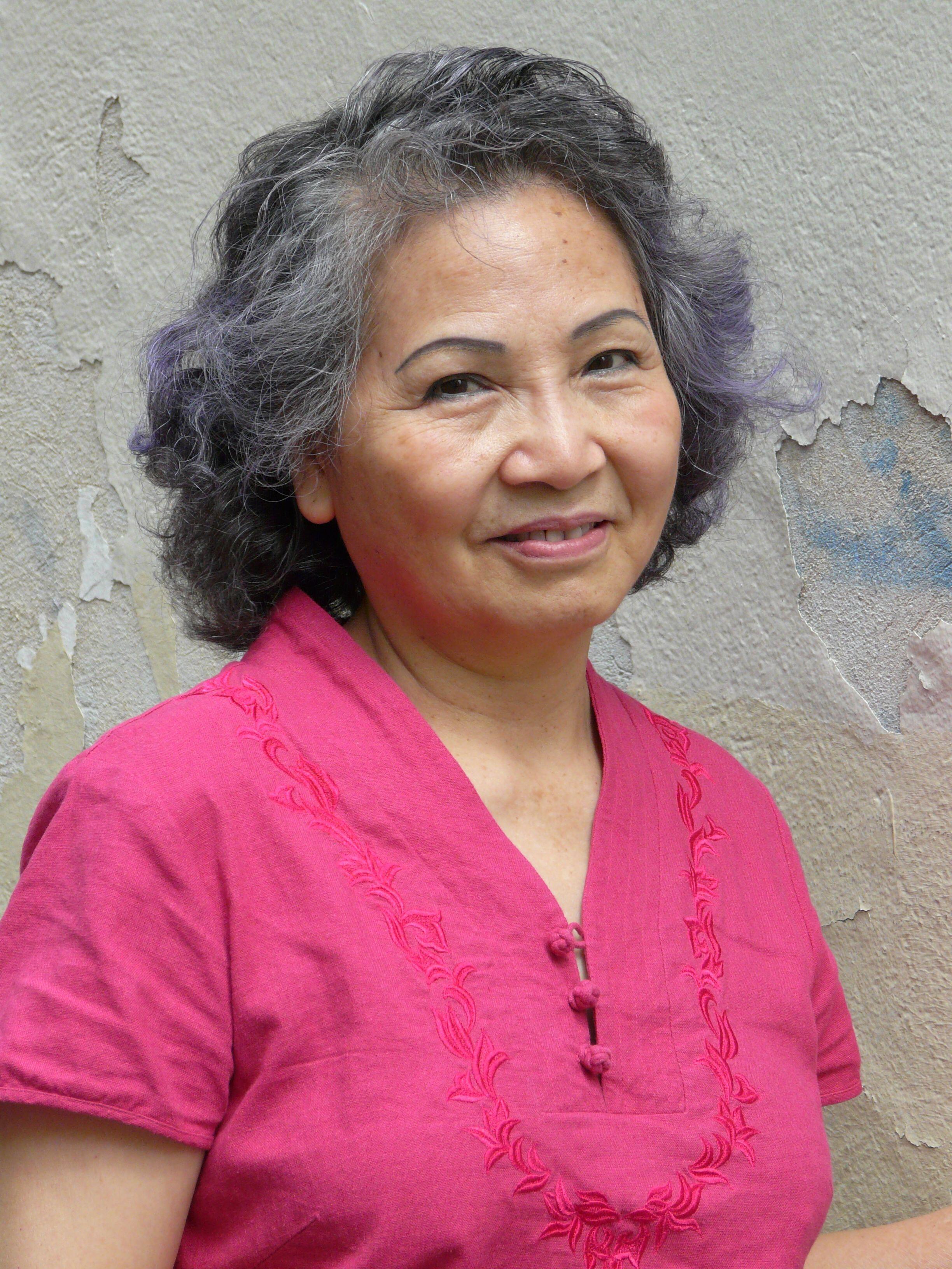 L'écrivaine Duong Thu Huong.