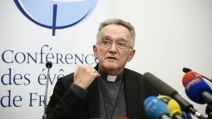 O monsenhor Georges Pontier, presidente da Conferência Episcopal francesa, espera que todos os caso de pedofilia na igreja, inclusive os mais antigos, sejam esclarecidos.