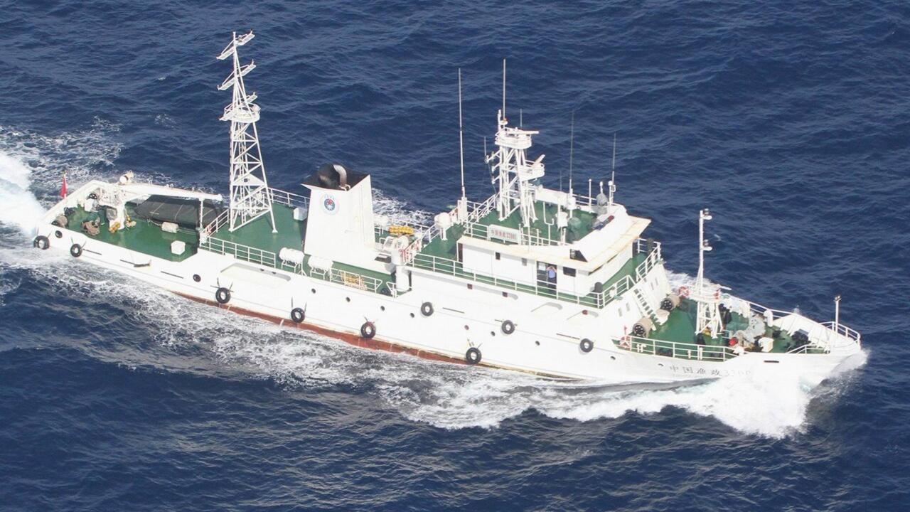 日本对中国休渔期解禁十分紧张