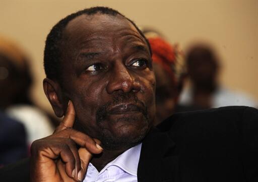 Sabon Shugaban Guinea Alpha Condé.