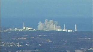 Взрыв на атомной электростанции в Японии
