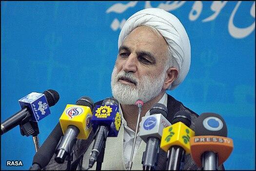 غلامحسین محسنی اژهای، سخنگوی قوه قضائیه جمهوری اسلامی ایران