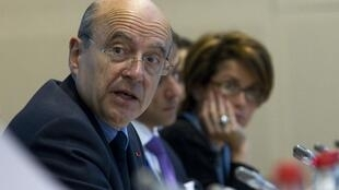 French Foreign Minister Alain Juppé will host Thursday's meeting on Syria