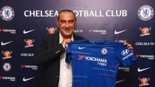 Kocha Mpya wa Chelsea Maurizio Sarri