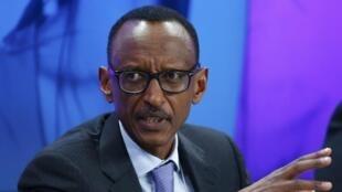 Raisi wa Rwanda Paul Kagame