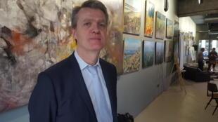 Florent Guhl, directeur de l'Agence française pour le développement de l'agriculture biologique.