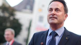 Le parti du Premier ministre Xavier Bettel est crédité de 15% des suffrages aux législatives luxembourgeoises de ce dimanche 14 octobre 2018.