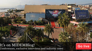 O Midem será realizado entre os dias 22 e 26 de janeiro de 2001, em Cannes.
