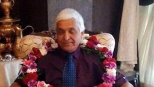 محمد سیف زاده، وکیل دادگستری و فعال حقوق بشر