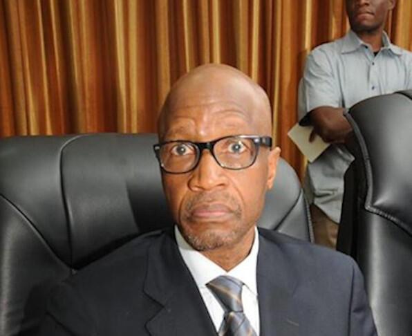 Ousmane Sy a été le ministre de l'Administration territoriale du président Alpha Oumar Konaré.