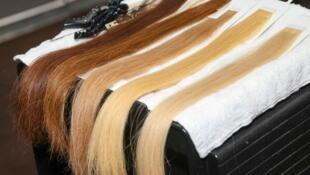 En 2016, la Chine a exporté des cheveux naturels pour une valeur de un milliard d'euros.