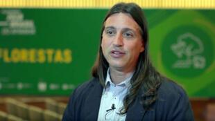 André Ferreti, gerente de estratégias de conservação