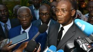 Le président du parti Liberté pour la République (Lider), Mamadou Koulibaly. (Image d'illustration)