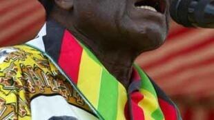 Shugaban kasar Zimbabwe Robert Mugabe