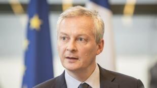 Bruno Le Maire et le gouvernement d'Edouard Philippe devront procéder à des arbitrages sur le budget 2019, qui sera serré.