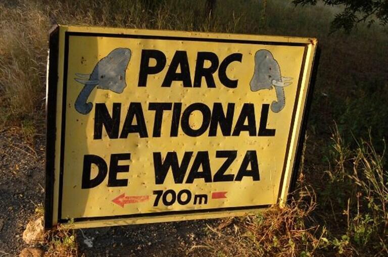 Franceses sequestrados ontem estavam na região do parque natural de Waza, no norte de Camarões.