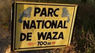 Sete franceses foram sequestrados nesta terça-feira, 19 de fevereiro de 2013, perto do parque nacional de Waza em Camarões.