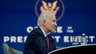 États-Unis- Delaware - cabinet de transition - Joe Biden