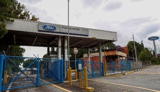 A Ford anunciou no dia 19 de fevereiro que encerrará as atividades na fábrica de São Bernardo do Campo, no ABC Paulista.