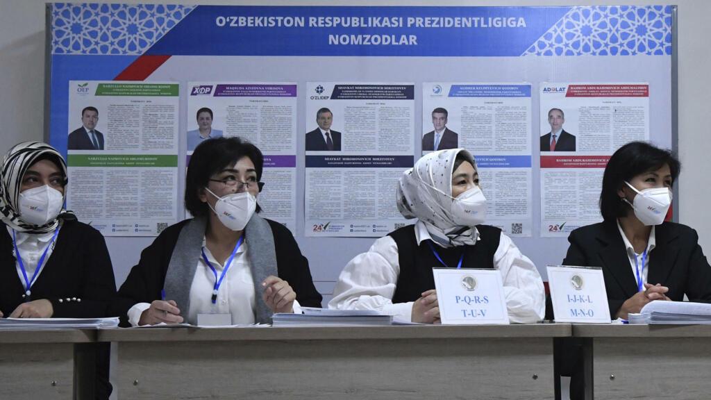 Ouzbékistan: une élection présidentielle jouée d'avance