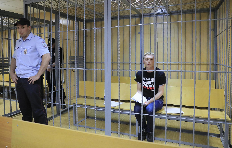 Журналиста-расследователя Ивана Голунова отправили под домашний арест до 7 августа, 8 июня 2019 г.