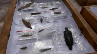 Des outils et des bijoux ont été découverts sur le site d'une immense colonie néolithique vieille de 9000 ans, découverte en Israël.