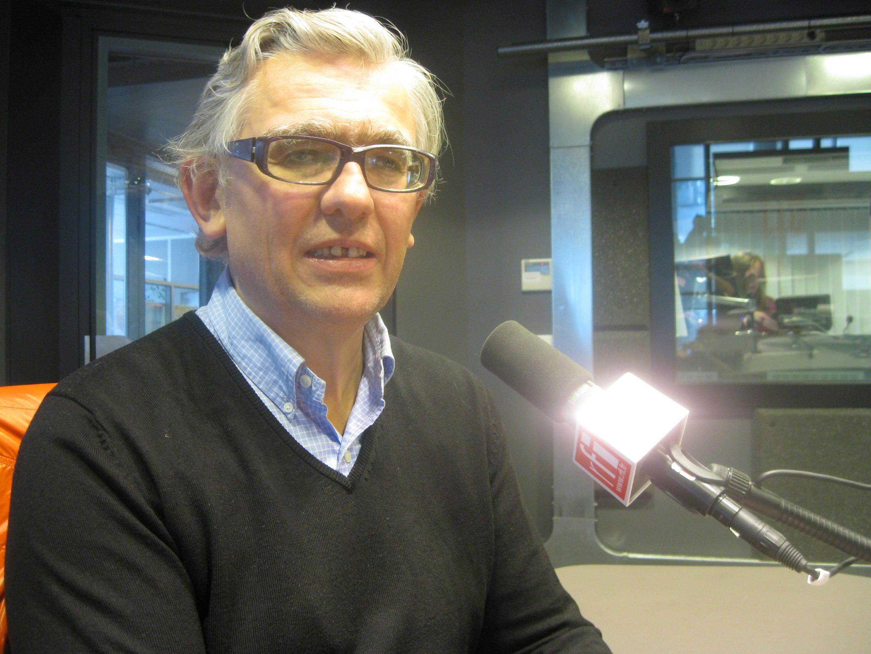 Miguel Chevalier en RFI.