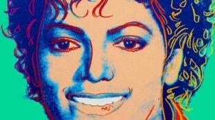 """Una exposición en el Grand Palais analizará la influencia del """"Rey del pop"""" en el arte."""