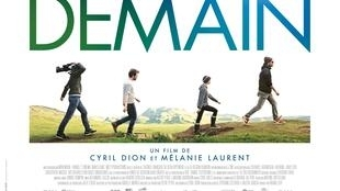 Affiche du documentaire «Demain» de Mélanie Laurent et Cyril Dion.