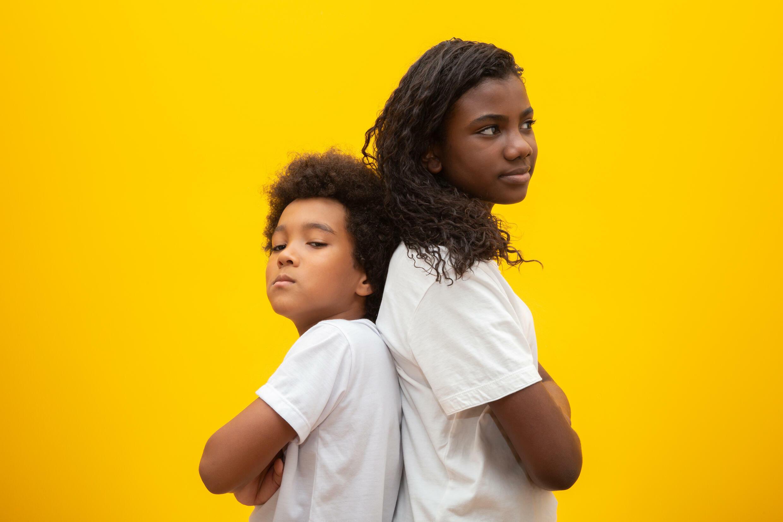 enfant préféré - négligé fratrie frère et soeur dispute