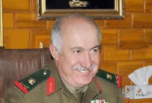 Джамаа Джамаа, генерал сирийской армейской разведки, убитый 17/10/2013