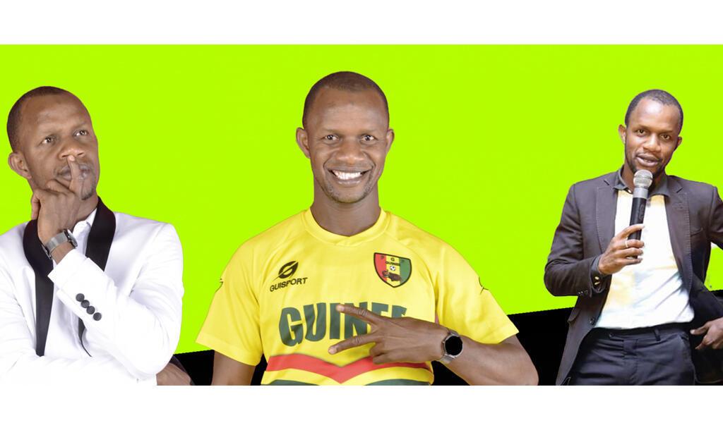 Mamadou Thug.