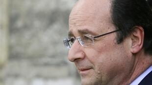 François Hollande, le 26 mars 2014 à Paris.