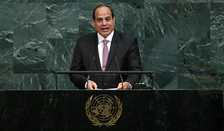 عبدالفتاح السیسی، رییس جمهوری مصر از صلح میان فلسطینیان و اسرائیل، بعنوان زمینه ساز برقراری صلح در منطقه یاد کرد