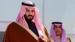 Mwanamfalme wa Saudi Arabia, Mohammed ben Salman.