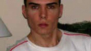 Uma das raras imagens de Rocco Luka Magnotta distribuída pela polícia de Montreal.