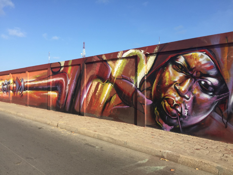 Graffiti Bénin