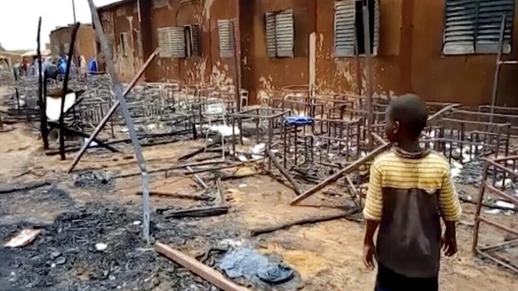Incendie dans une école au Niger: après l'émotion, les questions et l'indignation