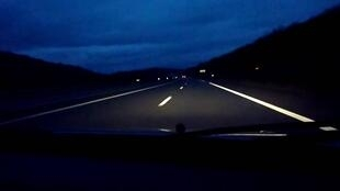 Обстрел произошел в субботу вечером, 4 июня, на автодоре A7 в регионе Рона-Альпы.
