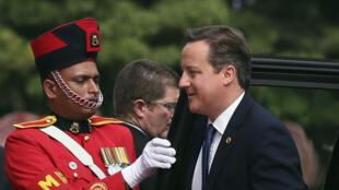 La visite impromptue de David Cameron à Jaffna a jeté un froid sur le sommet du Commonwealth.