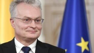 Le président lituanien Gitanas Nauseda a gracié plusieurs Russes soupçonnés d'espionnage.