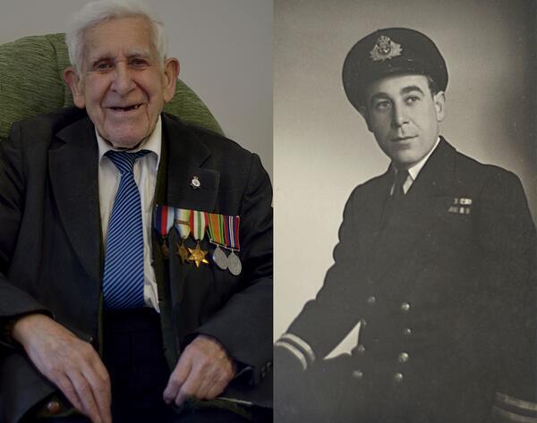 British veteran Bernard Jordan escaped his English nursing home to attend D-Day events in France