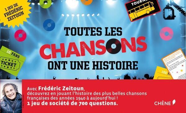 Le coffret de Frédéric Zeitoun