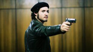 """Cena do filme """"Carlos"""", do diretor Olivier Assayas."""