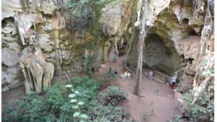 la plus ancienne sépulture africaine
