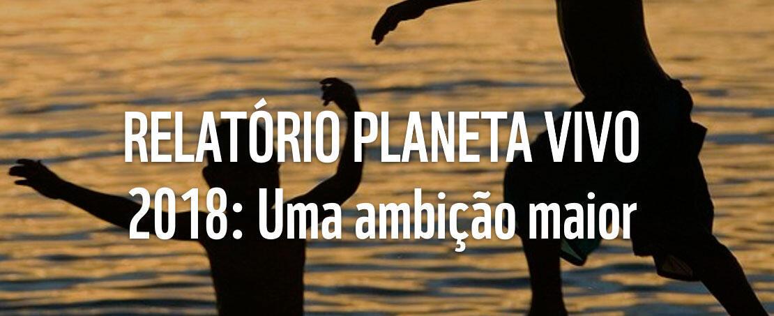 O Relatório Planeta Vivo, publicação bianual da WWF, é um estudo abrangente que mostra as tendências globais de biodiversidade e o estado da vida no planeta.