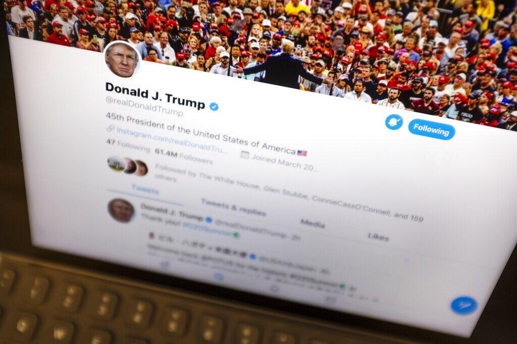 Donald Trump - Twitter