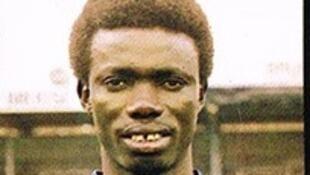 Mamadou Teuw lorsqu'il évoluait à Bruges en Belgique entre 1984 et 1990.